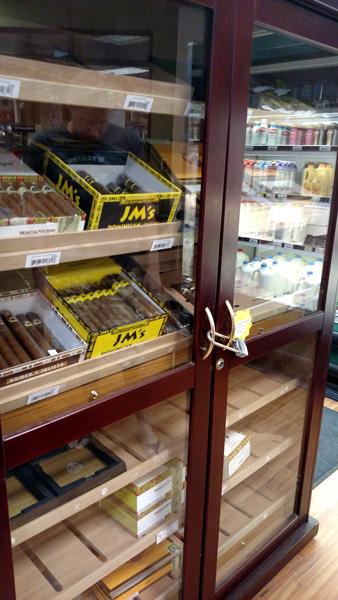 Cigars - Gliding Eagle Market