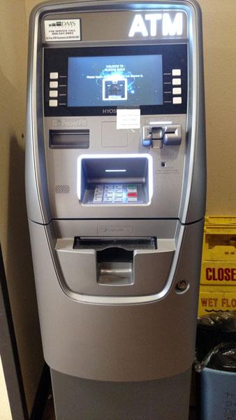 ATM - Gliding Eagle Market