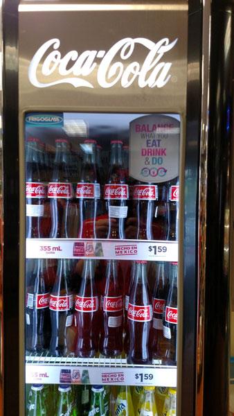 Coca Cola - Gliding Eagle Market