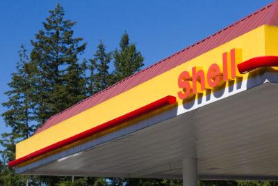 Gliding Eagle Market Shell Gas
