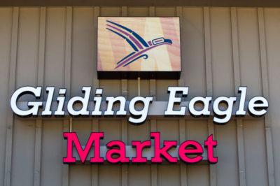 Gliding Eagle Market