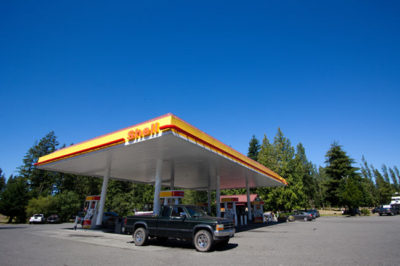 Gliding Eagle Market Shell Gas Station